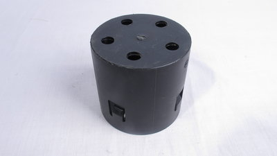 Klikeindkap - Ø80mm / Ø100mm - incl. beluchtingsgaten