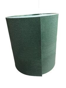 Gietrand groen - 3 mm (35 cm hoog)